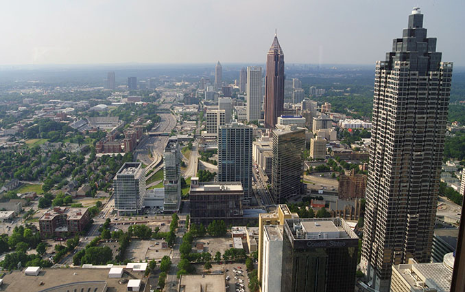 Atlanta Skyview